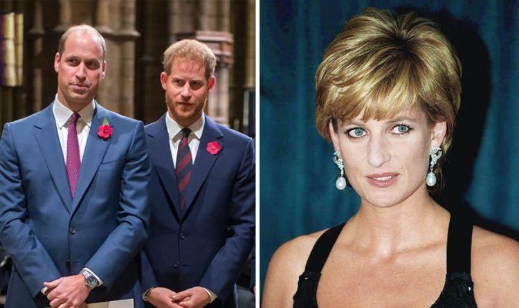 Prince William Says Losing His Mother, Princess Diana, at